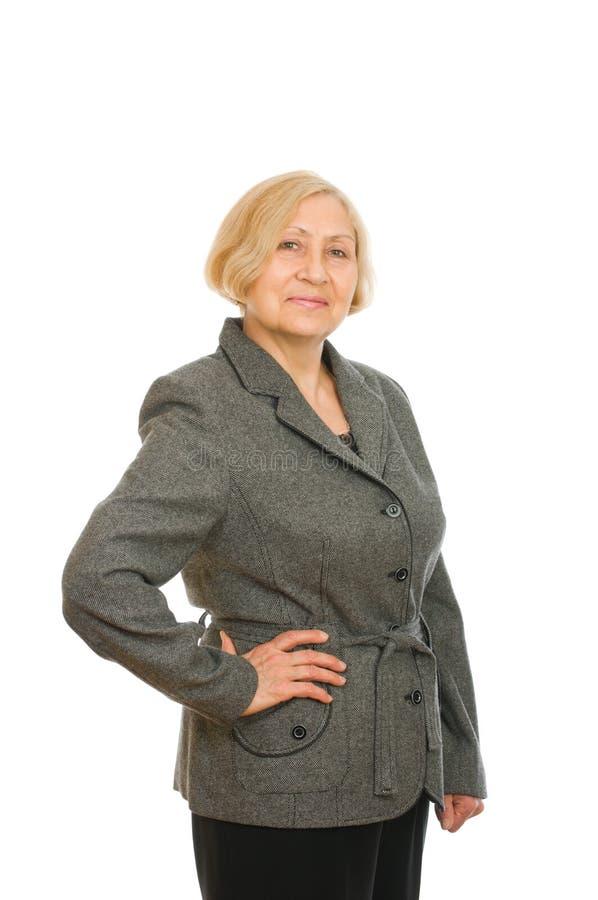 Free Portrait Of A Senior Woman Stock Photo - 16383420