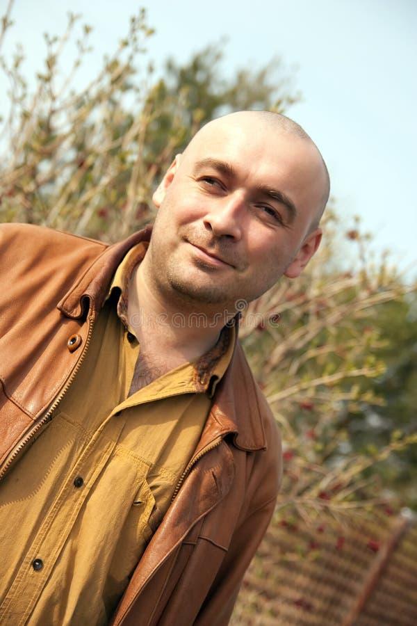 Free Portrait Of Man Stock Photography - 15249192
