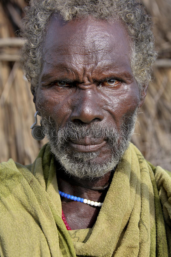 Free Portrait Of The African Man. Stock Photo - 48899510