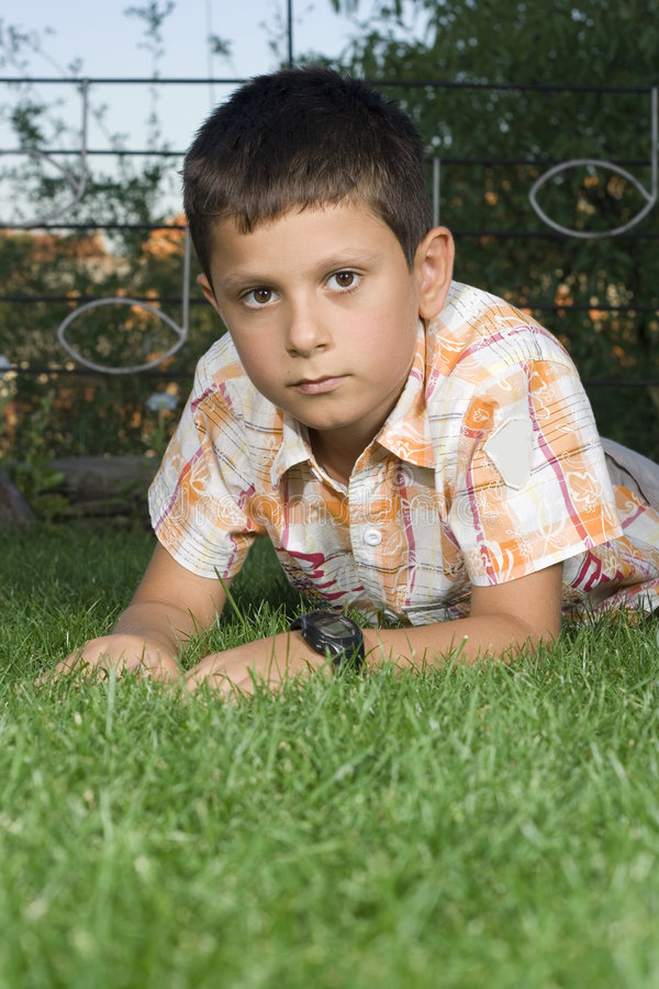 Free Portrait Of Young Boy Stock Photo - 6094590