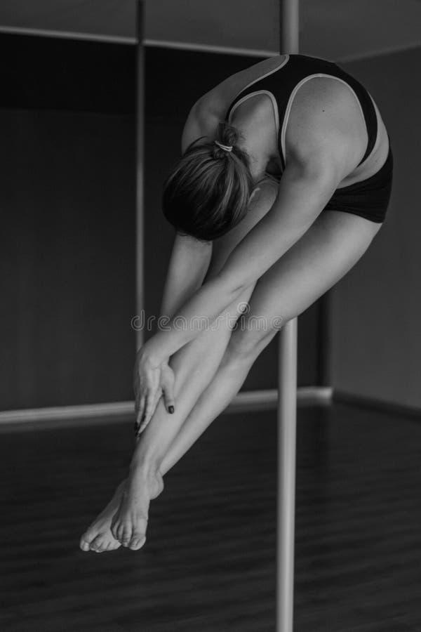 Portrait Of Pole Dancer Free Public Domain Cc0 Image
