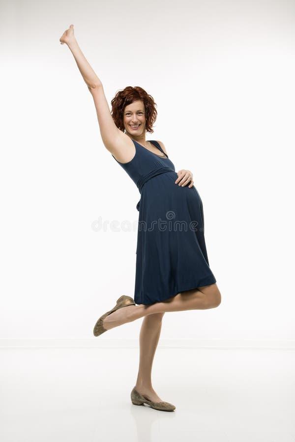 Download Portrait Of Pregnant Woman. Stock Photo - Image: 2046796
