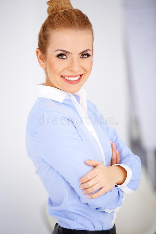 Download Portrait Of A Pretty Blonde Royalty Free Stock Photo - Image: 28691005
