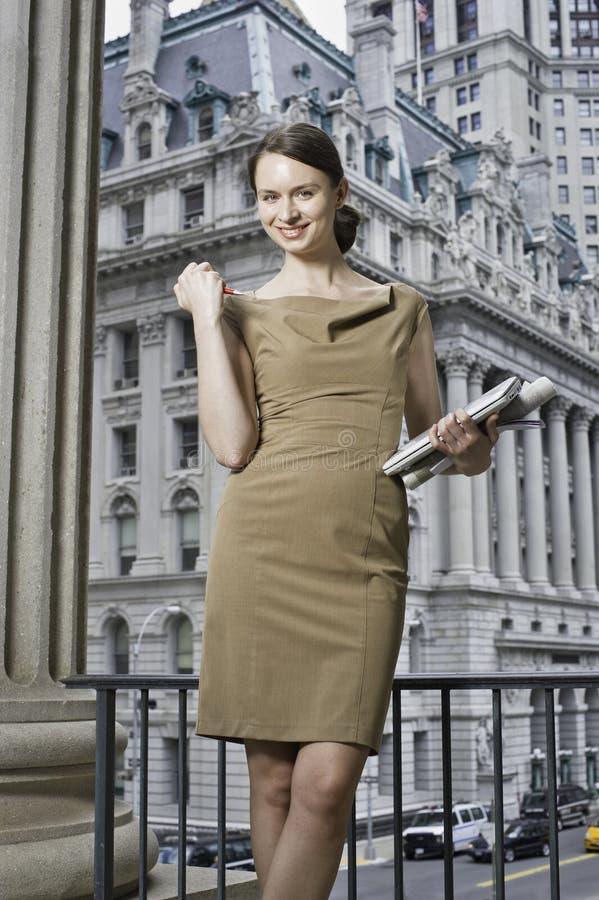 Portrait Of A Professional Woman Stock Photos