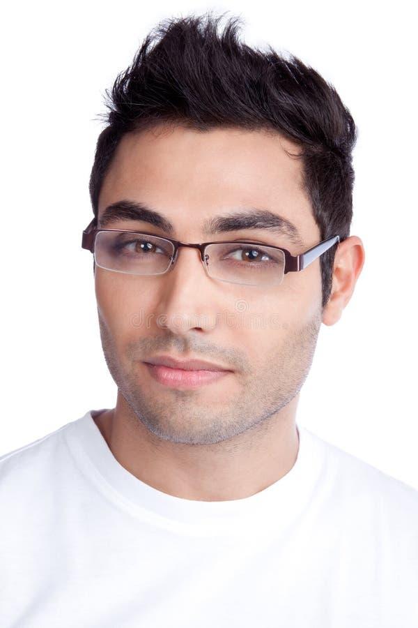 Portrait sûr de jeune homme photos libres de droits
