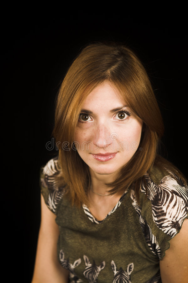 Portrait shot royalty free stock images