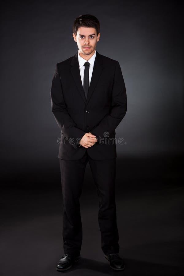 Download Portrait Of Smiling Businessman Stock Image - Image: 28845687