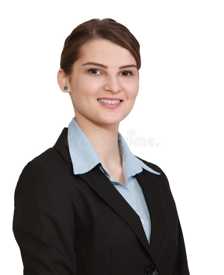 Download Portrait Of  Smiling Businesswoman Stock Photo - Image: 36977130