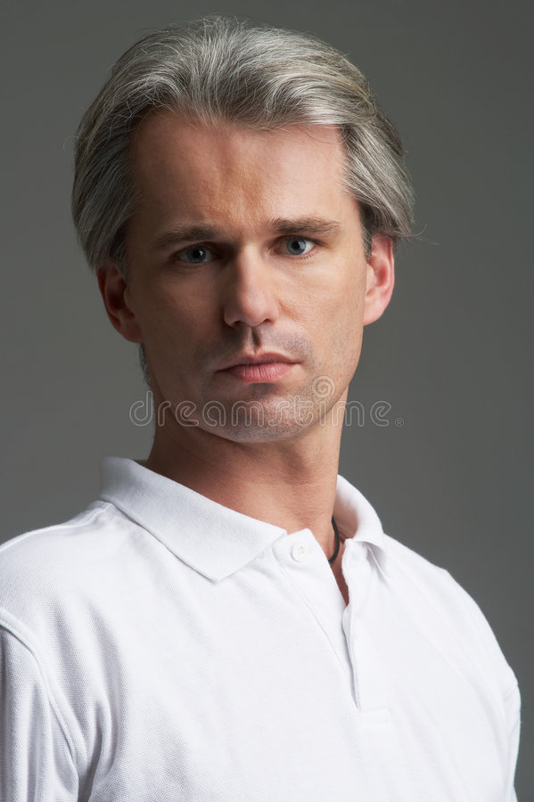Download Portrait of sporty man stock image. Image of straight - 2483349