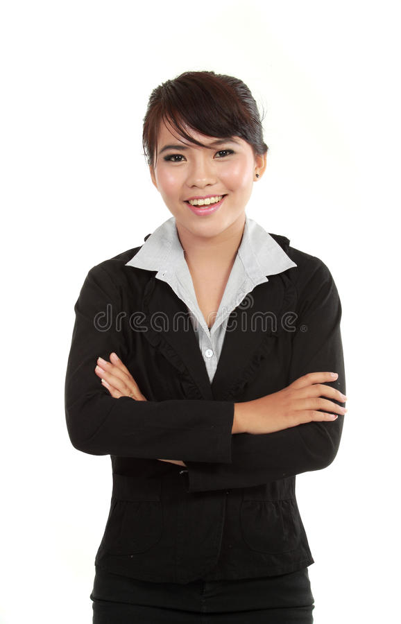 Download Portrait Of Successful Business Woman Stock Image - Image: 21099941