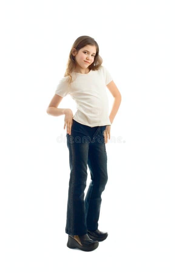 Free Portrait Teen Girl Stock Photography - 12161162