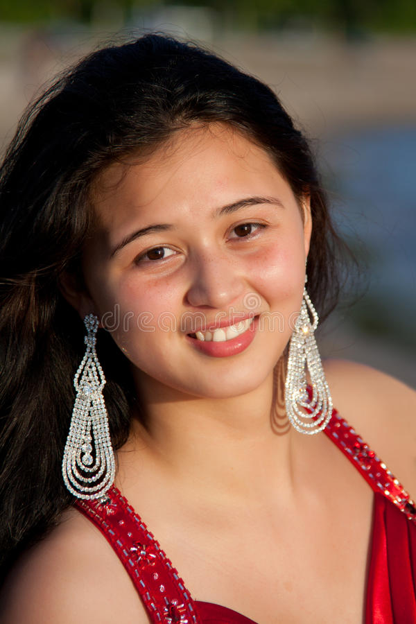 Download Portrait Of A Teen Girl Royalty Free Stock Photos - Image: 25757208
