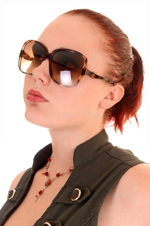 Portrait of teen girl. royalty free stock photos