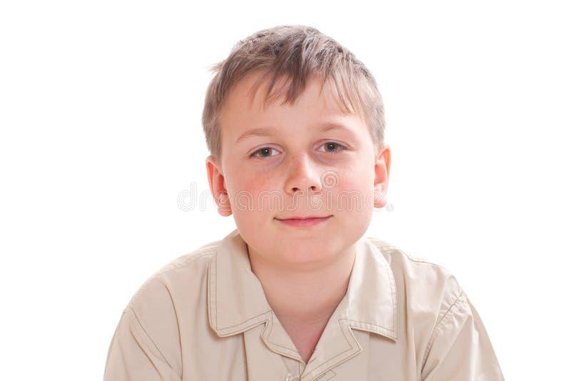 Download Portrait of teenage boy stock photo. Image of caucasian - 28433838