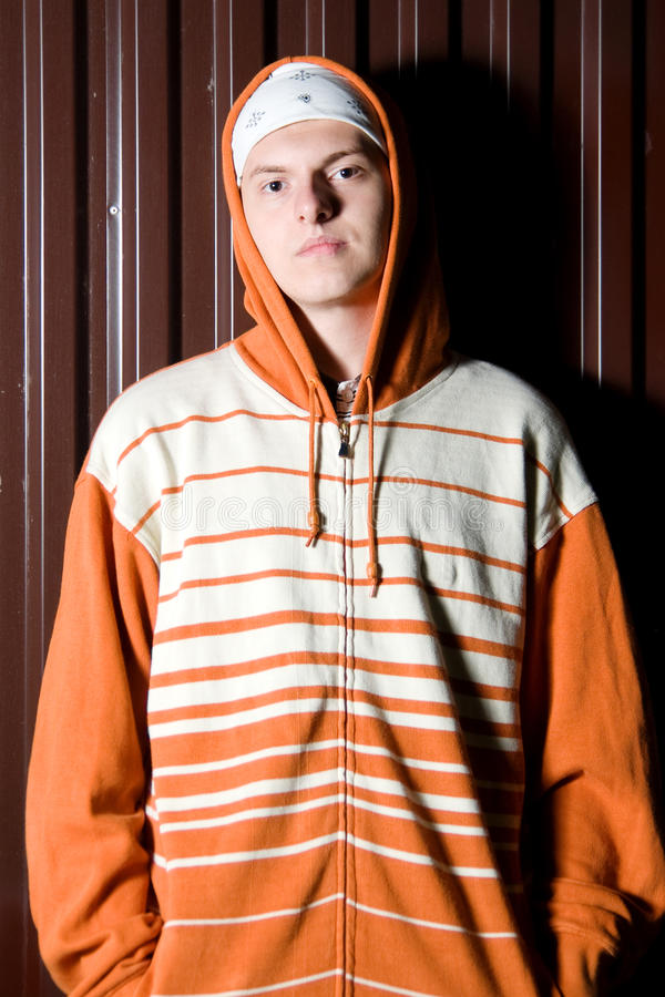 Download Portrait Of Teenage Criminal Stock Photo - Image: 16182770