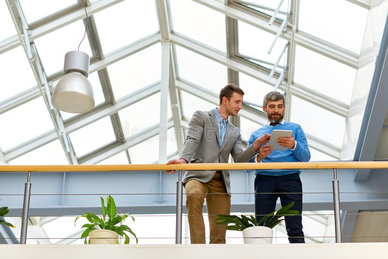 Business People in Modern Office Building stock photos