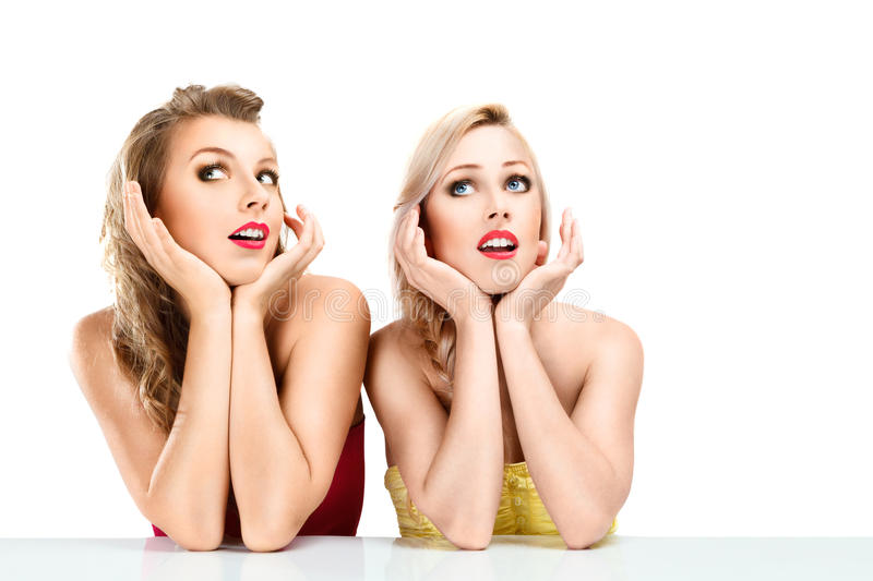 Download Two Young Women Royalty Free Stock Photo - Image: 29736725