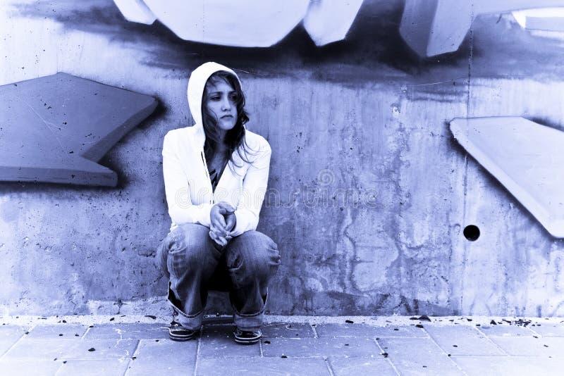 portrait urban στοκ εικόνες