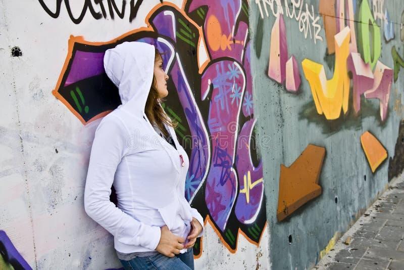 portrait urban στοκ εικόνα