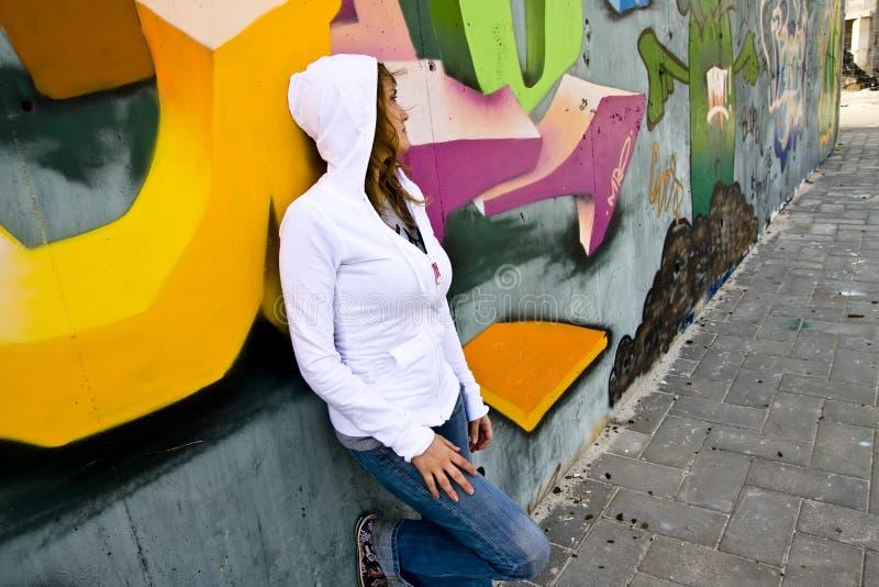 portrait urban στοκ εικόνα με δικαίωμα ελεύθερης χρήσης