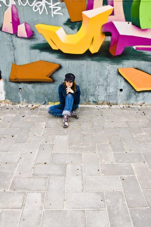 portrait urban στοκ φωτογραφίες με δικαίωμα ελεύθερης χρήσης