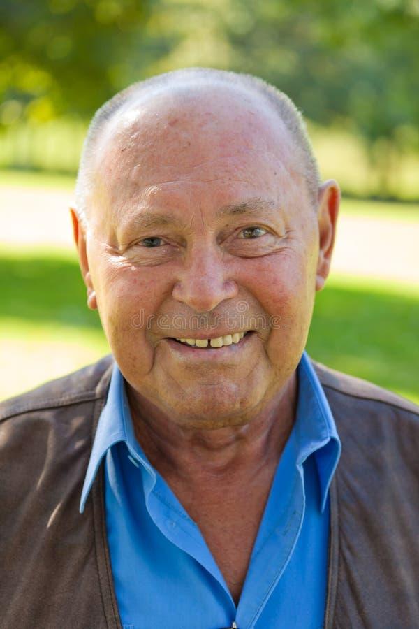 Portrait von ältere Personen lizenzfreie stockfotografie