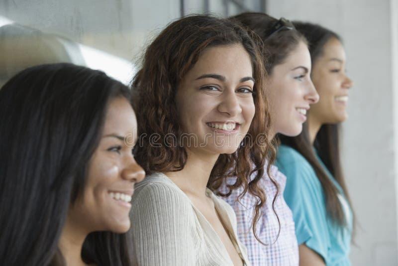 Portrait von Jugendlichen stockfoto
