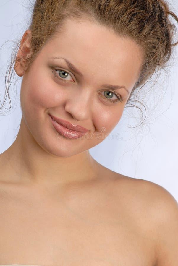 Portrait woman royalty free stock image