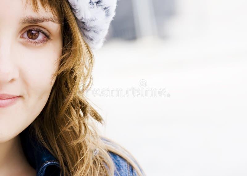 portrait woman στοκ εικόνα