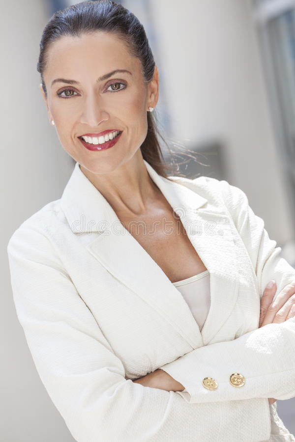 Download Portrait Of Woman Or Businesswoman Arms Folded Stock Image - Image: 27576209