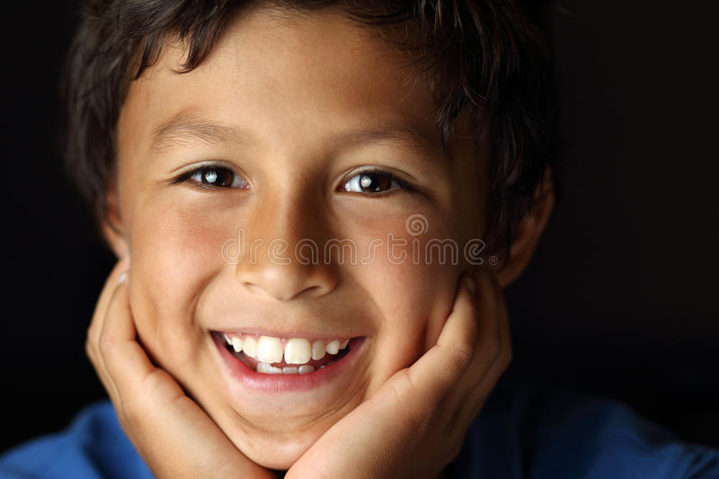 Download Portrait Of Young Boy - Chiaroscuro Series Stock Photo - Image: 33685986