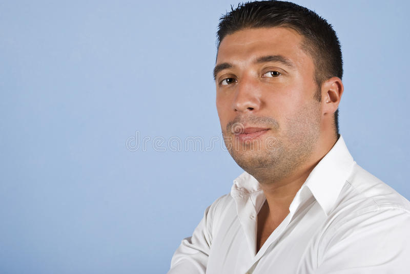 Download Portrait Of Young Business Man Stock Photo - Image: 10610114