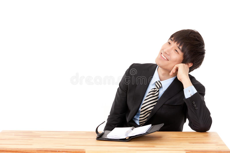 Download Portrait Of Young Business Man Stock Photo - Image: 24531616