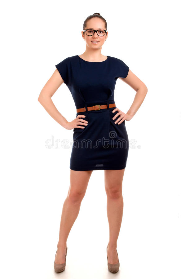 Download Portrait Of Young Businesss Woman Royalty Free Stock Photos - Image: 30335598