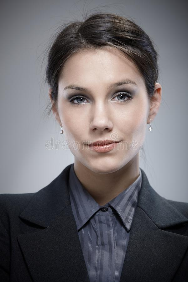 Download Portrait Of Young Businesswoman Stock Image - Image of executive, dressed: 22194083