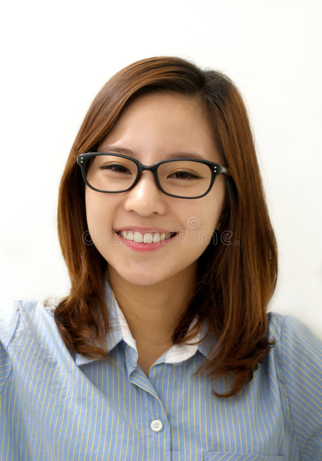 Download Portrait Of A Young Businesswoman Royalty Free Stock Photos - Image: 28716448