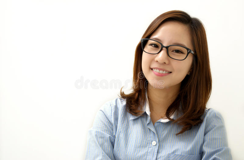 Download Portrait Of A Young Businesswoman Stock Image - Image: 28716463