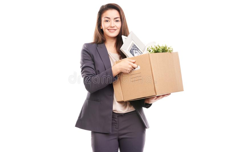 New career stage stock image