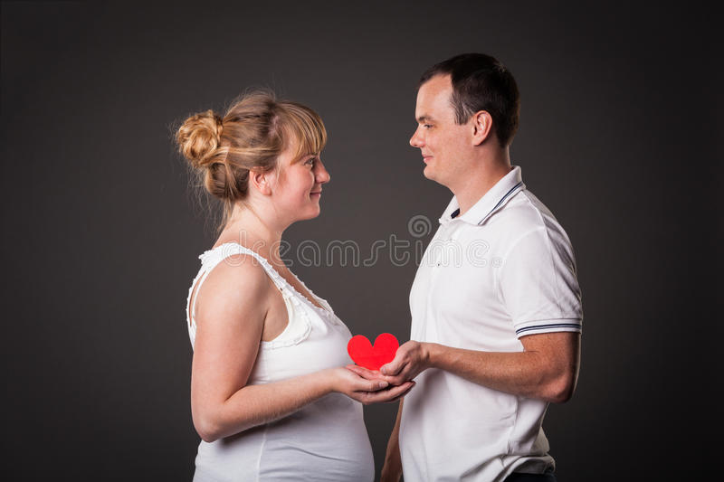 Download Portrait Of Young Family Together Stock Photo - Image: 26369490