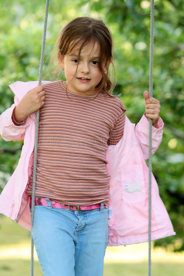 Download Portrait of young girl stock photo. Image of color, small - 5675434