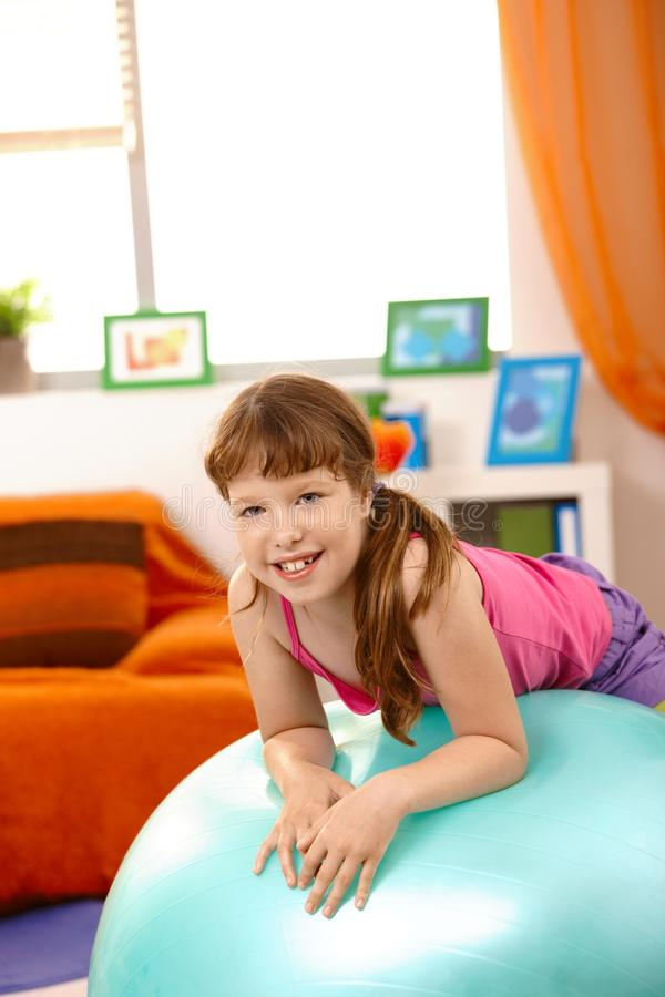 Portrait of Cute Young Girl Stock Footage Video (100%