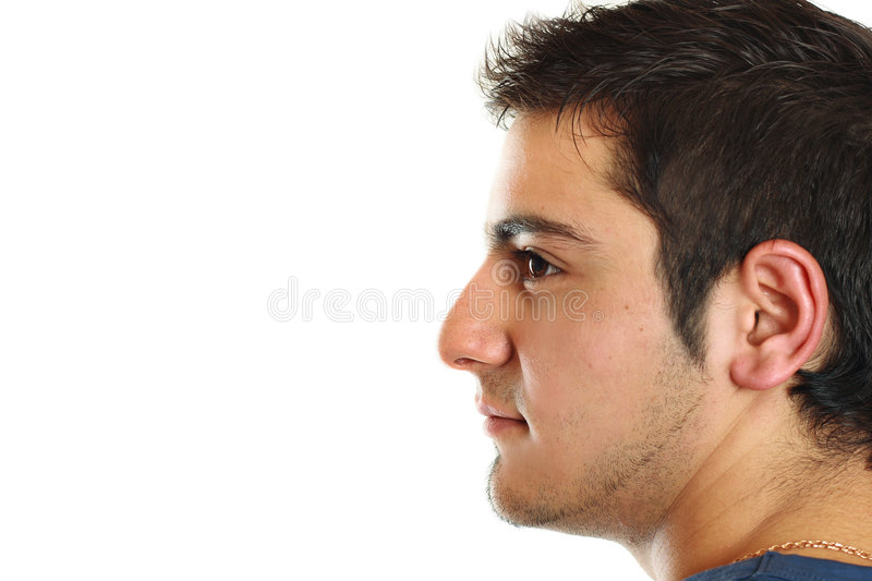 Download Portrait Of A Young Man With An Attitude Stock Photo - Image: 4259898