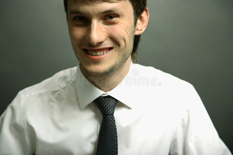 Download Portrait Of Young Office Manager. Stock Photo - Image: 8946746