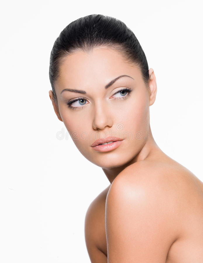 Download Portrait Of The Young Woman Stock Photo - Image: 27029056