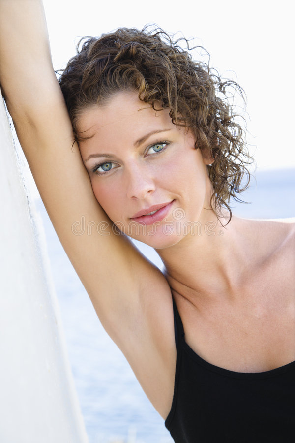 Download Portrait Of Young Woman. Stock Photo - Image: 4411660