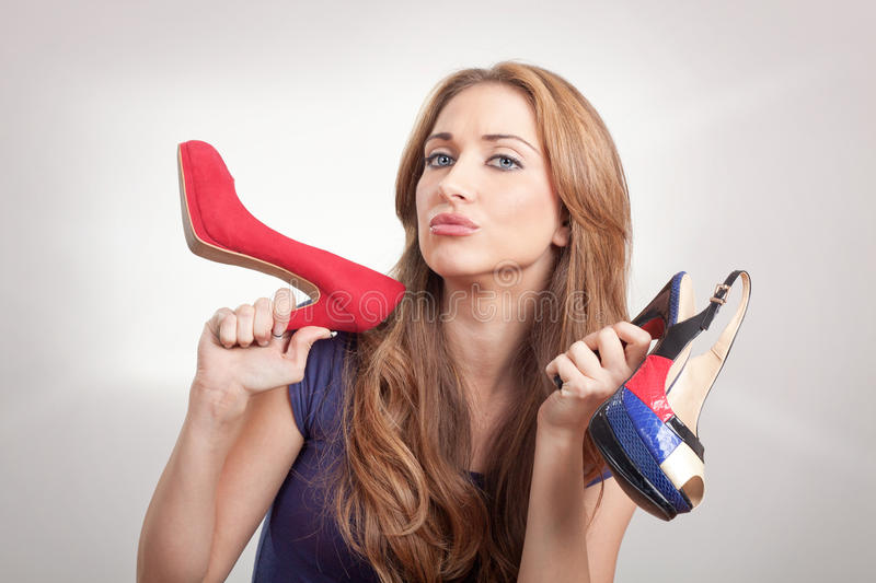 Download Shoes stock image. Image of beautiful, casual, modern - 30054873