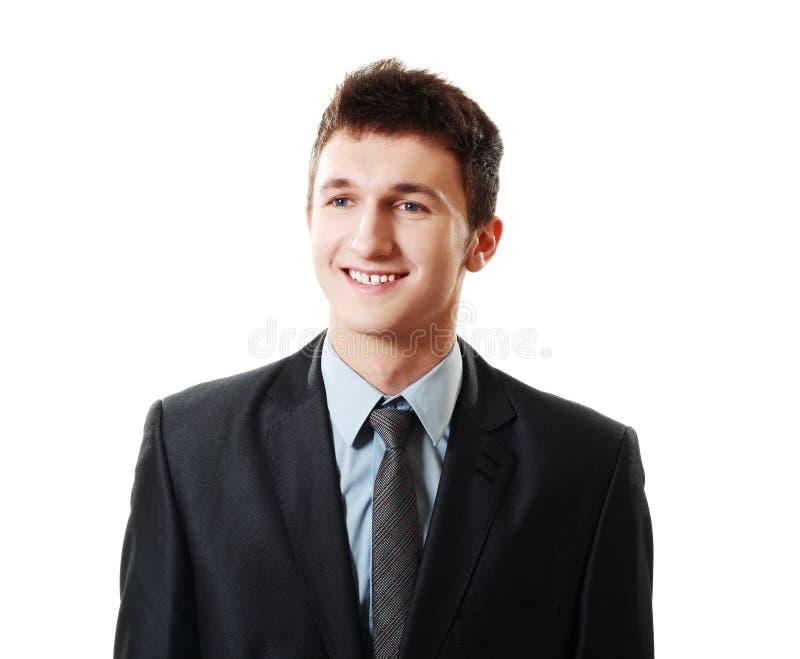 Молодой красивый человек стоковое фото rf