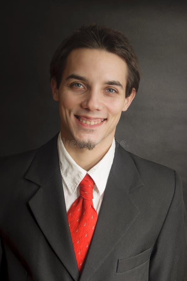 Portraits des hommes d'affaires photo stock