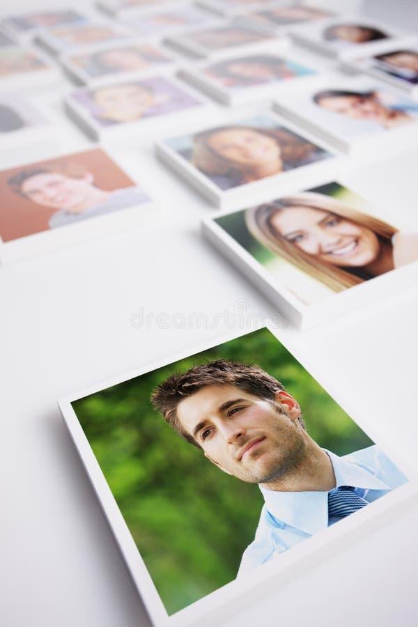 Portraits des personnes photographie stock libre de droits