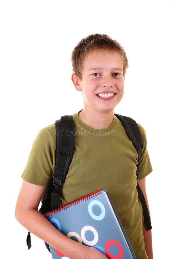 portretów uśmiechnięci studenccy young fotografia royalty free